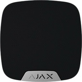 Ajax HomeSiren, Black беспроводная звуковая домашняя сирена