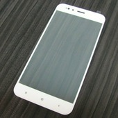для Xiaomi Mi 5X/A1 Защитное стекло Ainy Full Screen Cover 2,5D 0,33 мм белое