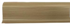 Плинтус напольный пластиковый Grace Technical Т07 Гикори