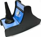 Консоль в авто АвтоБлюз для ГАЗель NEXT, ГР02736, глянец синий