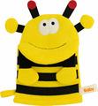 """Body Break Baby Детская мочалка """"Пчелка"""", 95509, желтый"""