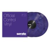 "Serato 12"" Control Vinyl Performance Series (пара) - Purple"