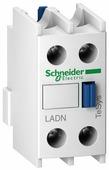 Аксессуары для контакторов Schneider Electric Блок дополнительных контактов, 2нз Schneider Electric, LADN02