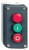 Лампы, кнопки, звонки, переключатели Пост кнопочный c подсветкой, 2 кнопки с возвратом Schneider Electric