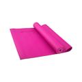 Коврик для йоги STARFIT FM-101 PVC розовый (173x61x0,5)