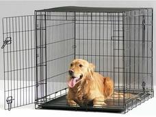 """Переноска-клетка для животных Savic """"Cottage"""", цвет: черный, 91 х 57 х 62 см"""