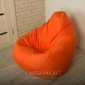 Кресло-груша Стронг Оранж (Размер-XXXL)