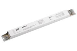 Электронный пускорегулирующий аппарат IEK ЭПРА ЛЛ 4х18 встраиваемый (LLV418D-EBFL-4-18)