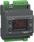 Опт плк м171 дисплей 14 i/o modbus vac Schneider Electric, TM171ODM14R