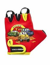 Велоперчатки детские Vinca sport VG 940 child cars