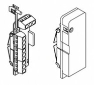 1SDA0 55050 R1 AUX-SA-C T4-T5 1S51 Контакт сигнализации срабатывания электронного расцепителя ABB, 1SDA055050R1