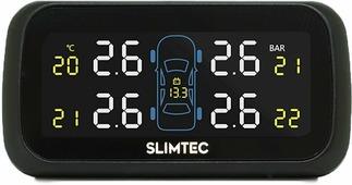 Датчик давления в шинах Slimtec TPMS X4, внешняя установка
