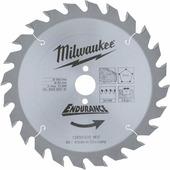 Диск пильный 165х20 мм 24 зуба MILWAUKEE (4932352131)
