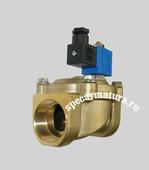 Клапан электромагнитный нормально открытый SMS-TORK T-GLN 108 Ду50