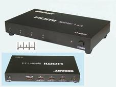 Делитель Rexant, HDMI 1x4 {17-6902}