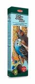 """Лакомство Padovan """"Антистрессовые"""" для волнистых попугаев и экзотических птиц, палочки с травами, 2 шт х 60 г"""