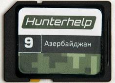 Карта памяти Hunterhelp №9 Фонотека «Азербайджан».