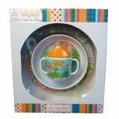 """Набор посуды Ebulobo """"Зоопарк"""" в подарочной коробке, 4 предмета. E85007F"""