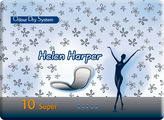 Послеродовые прокладки Helen Harper Microflex Large 10 шт