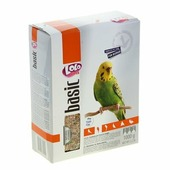Lolo Pets полнорационный корм для волнистых попугаев 500г