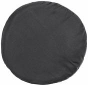 """Подушка на сиденье Smart Textile """"Гемо-комфорт офис"""", с чехлом, наполнитель: лузга гречихи, диаметр 45 см. T772"""