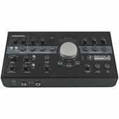 MACKIE Big Knob Studio+ USB аудио интерфейс 2x4 и контроллер для мониторов 4x3, 192 кГц/24 бита