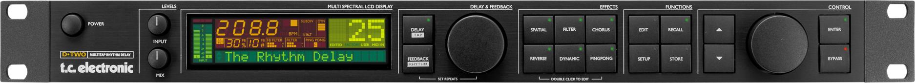TC Electronic D-TWO Процессор звуковой
