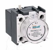 Приставка выдержки времени с задержкой при включении 0.1-3 сек, доп.контакты 1НО+1НЗ, ПВ03-ВКЛ-0.1-3 DEKraft Schneider Electric