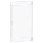 Дверь прозрачная для шкафов 4ряда на 72 модулей Schneider Electric, PRA15418