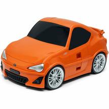 Чемодан детский RIDAZ Toyota 86 оранжевый (91005W-ORANGE)