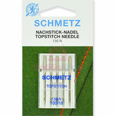 Иглы Top Stitch Schmetz №100 (5 шт.)