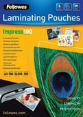 Fellowes FS-53512 A3, Transparent пленка для ламинирования (100 шт)