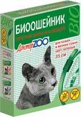 БИОошейник Доктор ZOO для кошек и собак, от блох и клещей, зеленый, 35 см