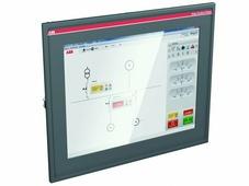 Сенсорная панель управления Ekip Сontrol Panel на 30 выключателей ABB, 1SDA074312R1