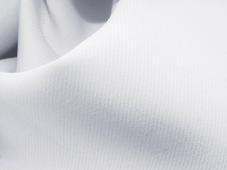 Ткань Текстэль Бэклайт Микрофибра Эксклюзив, Негорючая, Директ, Термотрансфер, Латекс, 260 г/кв.м, 310 см (Белый Аист) (21 пог.м)
