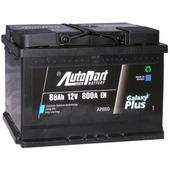 Автомобильный аккумулятор Autopart Galaxy Plus AP880 (88 A/h), 800A R+