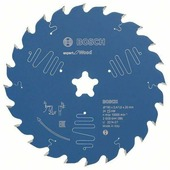 BOSCH Цирк диск Expert for Wood 190xFFixx2.4/1.6x24T 2.608.644.086