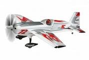 Радиоуправляемый самолет Multiplex RR Extra 330 SC PNP (silver-red)