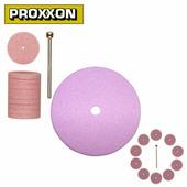Корундовые шлифовальные круги 22 мм (10 шт.) Proxxon (28302)