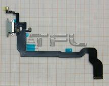 Шлейф с разъёмом зарядки для iPhone X