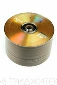 Записываемый компакт-диск VS DVD+R 4.7Gb 16x Bulk/50