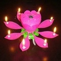 Праздничная умная свеча Music Candle
