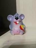 Мышь Грызунишка форма 3D силиконовая