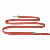 Поводок для собак тренировочный без ручки AMI PLAY Rubber 20 мм 2 м оранжевый (563221666)