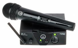 AKG WMS40 Mini Vocal Set BD US25C (539.300)