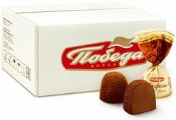 """Победа вкуса """"Classic"""" трюфели шоколадные посыпанные какао, 2 кг"""