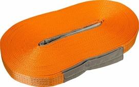 Удлинитель лебедочного троса KennyМастер, цвет: оранжевый, 10 т, 25 м