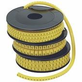 IEK Кольцо маркировочное 0-1.5мм (7) МК 1000шт/ролл (UMK00-7)