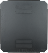 Панель в пол шкафа LANMASTER DCS 600x1070 мм LAN-DC-CB-6x10-FLRP