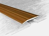 Порог алюминиевый 3329417М, дуб золотой 270 см